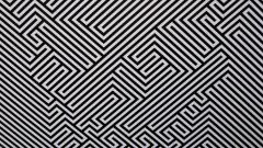 Black Pattern 32283