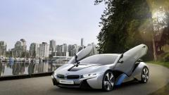 BMW i8 28641