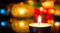 Candle Wallpaper 16395