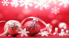 Christmas Ornaments Wallpaper 38743