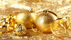 Christmas Ornaments Wallpaper 38751