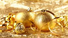 Christmas Ornaments Wallpaper 38751