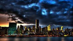 City Background 18305