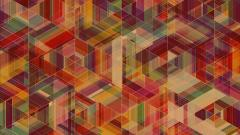 Colorful Geometric Wallpaper 44016