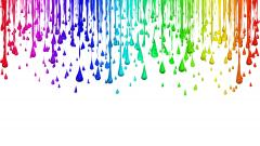 Colorful Paint Wallpaper 24886