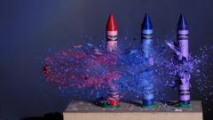 Cool Crayon Wallpaper 23279