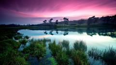 Cool Dusk Wallpaper 32472