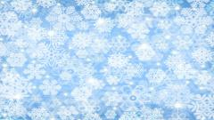 Cool Snowflake Background 18291