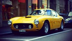 Cool Yellow Car Wallpaper 32634