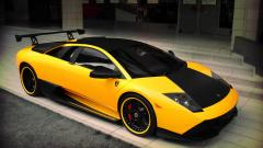 Cool Yellow Lamborghini Wallpaper 35095