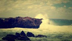 Crashing Waves Wallpaper 35053