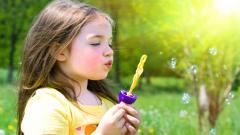 Cute Little Girls Wallpaper 33626