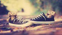 Danbo Converse Wallpaper 24540