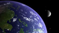 Earth and Moon 33276
