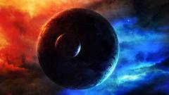 Earth and Moon Wallpapers 33277