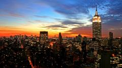 Empire State Building Wallpaper Background 30775