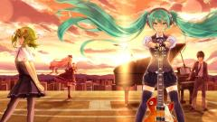 Fantastic Anime Music Wallpaper 42554