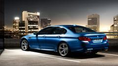 Fantastic BMW m5 Wallpaper 43990