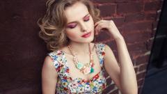 Fantastic Model Makeup Wallpaper 43554