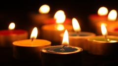 Free Candle Wallpaper 16396