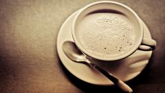 Free Coffee Cup Wallpaper 38727