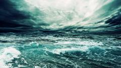 Free Sea Storm Wallpaper 32294