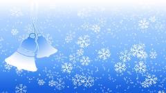 Free Snowflake Background 18286