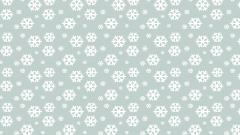 Free Snowflake Background 18297