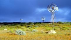 Free Windmill Wallpaper 26057