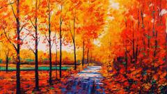 Gorgeous Painting Wallpaper 42476