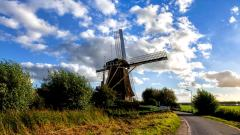 HD Windmill Wallpaper 26058