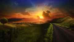 HDR Fantasy Wallpaper 35731