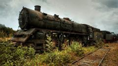 Locomotive Wallpaper 40756