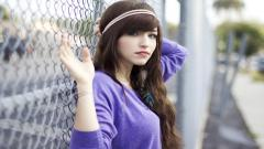 Lovely Girl Background 28452