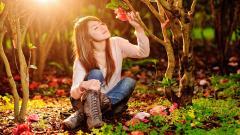 Lovely Girl Wallpaper 28445