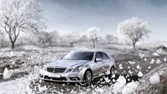 Mercedes Wallpaper 23533