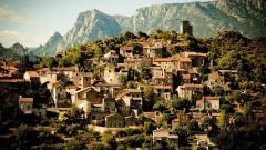 Mountain Village Wallpapers 38562