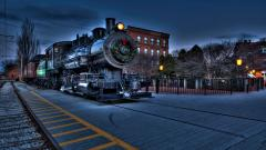 Pretty Locomotive Wallpaper 40754