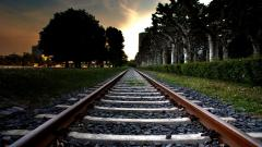 Railroad Background 38704