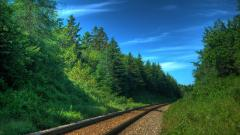 Railroad Backgrounds 38707