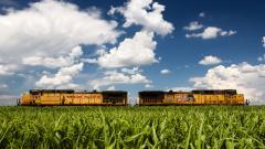 Railroad Wallpaper 38714