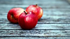 Red Apple Wallpaper HD 34694