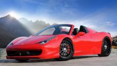Red Ferrari 36319