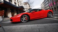 Red Ferrari 36337