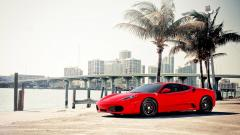 Red Ferrari Backgrounds 36332