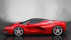 Red Ferrari Wallpaper 36311