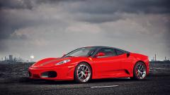 Red Ferrari Wallpaper 36317