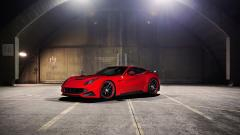 Red Ferrari Wallpaper HD 36322