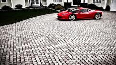 Red Ferrari Wallpapers 36316