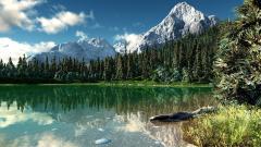 Rocky Mountains 27884